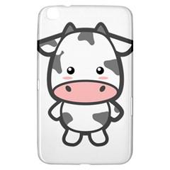 Kawaii Cow Samsung Galaxy Tab 3 (8 ) T3100 Hardshell Case