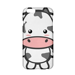 Kawaii Cow Apple iPhone 6/6S Hardshell Case