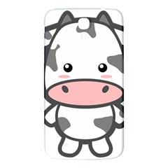 Kawaii Cow Samsung Galaxy Mega I9200 Hardshell Back Case