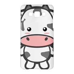 Kawaii Cow Samsung Galaxy A5 Hardshell Case