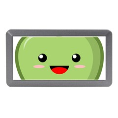 Kawaii Green Apple Memory Card Reader (Mini)