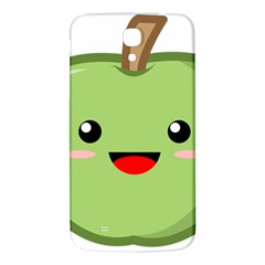 Kawaii Green Apple Samsung Galaxy Mega I9200 Hardshell Back Case