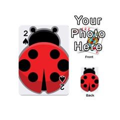 Kawaii Ladybug Playing Cards 54 (Mini)