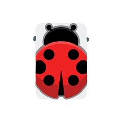 Kawaii Ladybug Apple iPad Mini Protective Soft Cases