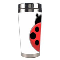 Kawaii Ladybug Stainless Steel Travel Tumblers