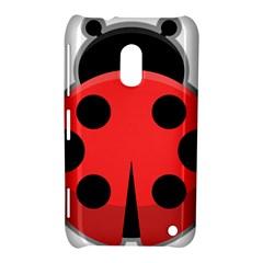 Kawaii Ladybug Nokia Lumia 620