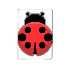 Kawaii Ladybug iPad Mini 2 Hardshell Cases