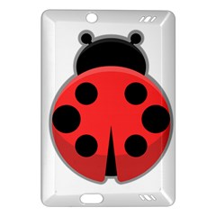 Kawaii Ladybug Kindle Fire HD (2013) Hardshell Case