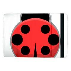 Kawaii Ladybug Samsung Galaxy Tab Pro 10.1  Flip Case