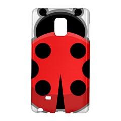Kawaii Ladybug Galaxy Note Edge