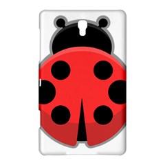 Kawaii Ladybug Samsung Galaxy Tab S (8 4 ) Hardshell Case