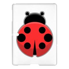 Kawaii Ladybug Samsung Galaxy Tab S (10.5 ) Hardshell Case