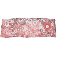 Lovely Allover Ring Shapes Flowers Body Pillow Cases Dakimakura (Two Sides)