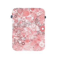 Lovely Allover Ring Shapes Flowers Apple iPad 2/3/4 Protective Soft Cases