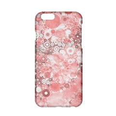 Lovely Allover Ring Shapes Flowers Apple iPhone 6/6S Hardshell Case