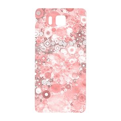 Lovely Allover Ring Shapes Flowers Samsung Galaxy Alpha Hardshell Back Case