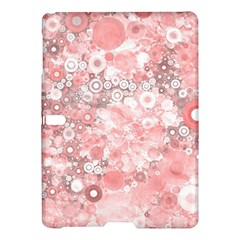 Lovely Allover Ring Shapes Flowers Samsung Galaxy Tab S (10 5 ) Hardshell Case