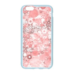Lovely Allover Ring Shapes Flowers Apple Seamless iPhone 6 Case (Color)