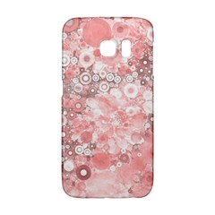 Lovely Allover Ring Shapes Flowers Galaxy S6 Edge