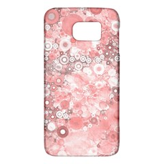 Lovely Allover Ring Shapes Flowers Galaxy S6