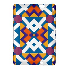 Shapes in rectangles patternKindle Fire HDX 8.9  Hardshell Case