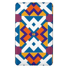 Shapes In Rectangles Pattern	samsung Galaxy Tab Pro 8 4 Hardshell Case