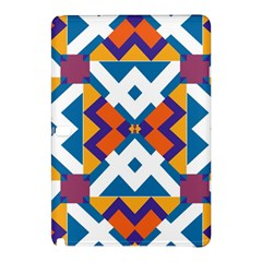 Shapes in rectangles pattern	Samsung Galaxy Tab Pro 12.2 Hardshell Case