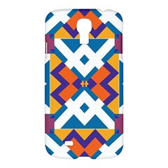 Shapes in rectangles pattern	Samsung Galaxy S4 I9500/I9505 Hardshell Case $10