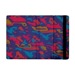 Chaos in retro colorsApple iPad Mini 2 Flip Case