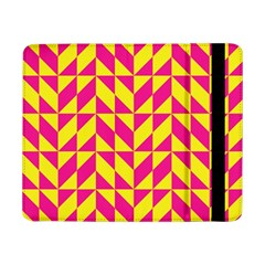 Pink and yellow shapes patternSamsung Galaxy Tab Pro 8.4  Flip Case