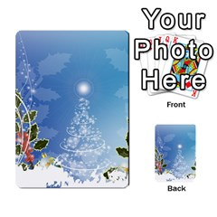 Christmas Tree Multi-purpose Cards (Rectangle)