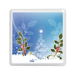 Christmas Tree Memory Card Reader (Square)