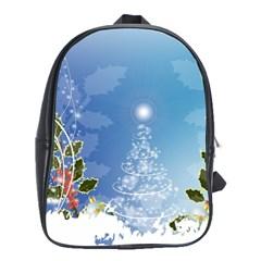 Christmas Tree School Bags (XL)
