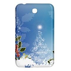 Christmas Tree Samsung Galaxy Tab 3 (7 ) P3200 Hardshell Case
