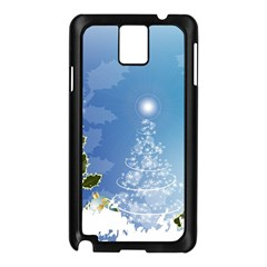 Christmas Tree Samsung Galaxy Note 3 N9005 Case (Black)