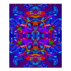 Abstract 4 Shower Curtain 60  x 72  (Medium)