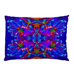Abstract 4 Pillow Cases (Two Sides)