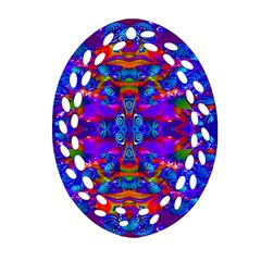 Abstract 4 Ornament (oval Filigree)