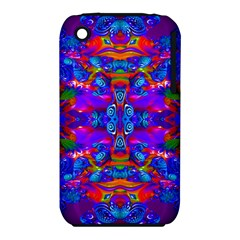 Abstract 4 Apple iPhone 3G/3GS Hardshell Case (PC+Silicone)