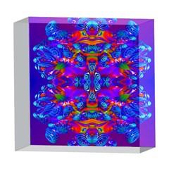 Abstract 4 5  x 5  Acrylic Photo Blocks