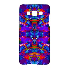 Abstract 4 Samsung Galaxy A5 Hardshell Case