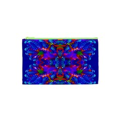 Abstract 4 Cosmetic Bag (xs)