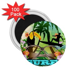 Surfing 2.25  Magnets (100 pack)