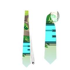 Surfing Neckties (two Side)