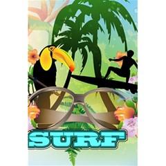 Surfing 5 5  X 8 5  Notebooks