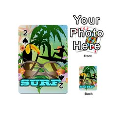 Surfing Playing Cards 54 (Mini)