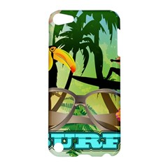 Surfing Apple iPod Touch 5 Hardshell Case