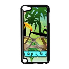 Surfing Apple iPod Touch 5 Case (Black)