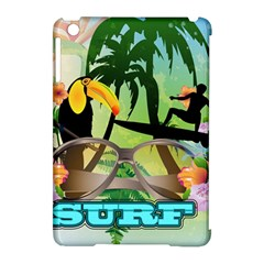 Surfing Apple iPad Mini Hardshell Case (Compatible with Smart Cover)