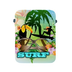 Surfing Apple iPad 2/3/4 Protective Soft Cases